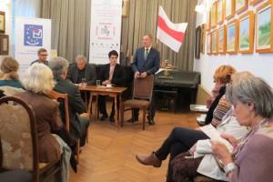 Dyskusja panelowa Białoruś w Eurazjatyckiej Unii Gospodarczej. Korzyści dla białoruskiej gospodarki.