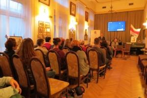 Pokaz filmów dokumentalnych Yahora Surskaga Zachodniki, film o mieszkańcach Polski Wschodniej oraz Art-repat