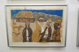 Andruś Takindang - Otwarcie wystawy 3