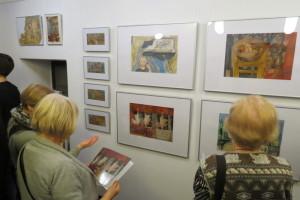 Andruś Takindang - Otwarcie wystawy 4