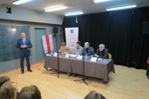 Wieczór współczesnej poezji białoruskiej 1